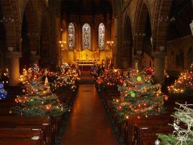 Католическое Рождество во Вьетнаме