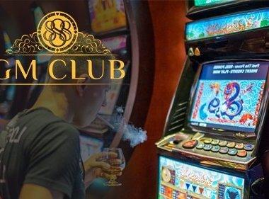 Казино GMC в Муйне, игровые автоматы