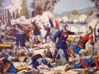 Колониальные войны Вьетнама с французами