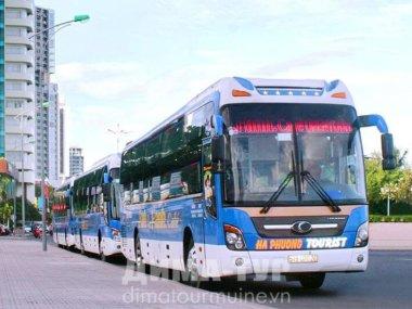 Междугородние автобусы во Вьетнаме