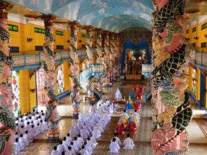 Молодая вьетнамская религия - Каодай