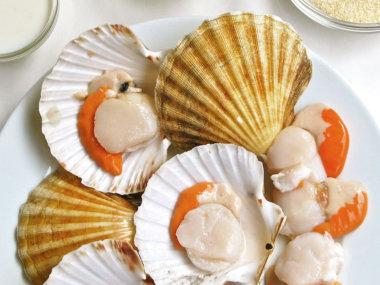 Морепродукты во Вьетнаме. Гребешки