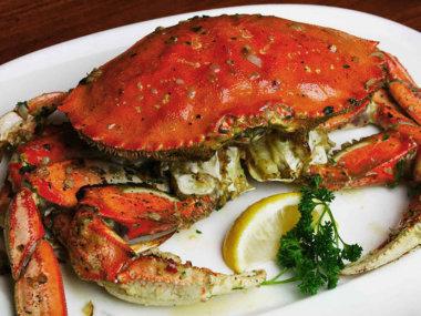 Морепродукты во Вьетнаме. Крабы