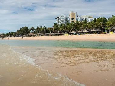 Летний пляж Муйне