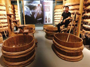 Музей рыбного соуса в Фантьетерыбного соуса в Фантьете.