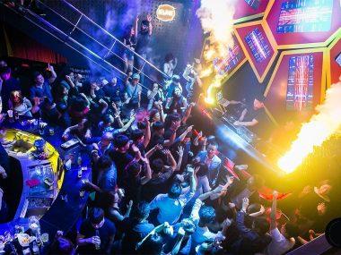 Ночная жизнь Сайгона - Lush Nightclub