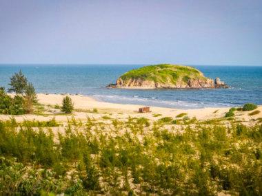 Остров Черепахи Муйне