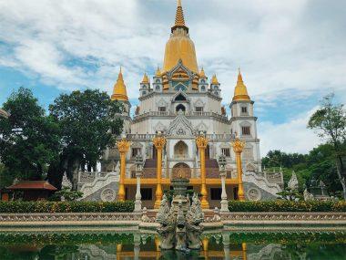 Пагода Buu Long в Хошимине