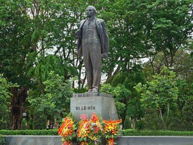 Памятники Ленину во Вьетнаме
