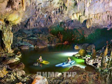 Пещеры Фонгня-Кебанг