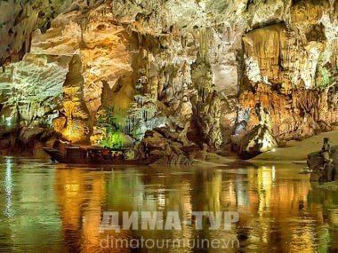 Пещеры национального парка Фонгня-Кебанг