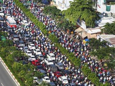 Почему во Вьетнаме мало автомобилей