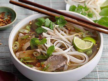 Рецепт вьетнамского супа фо бо (фобо)