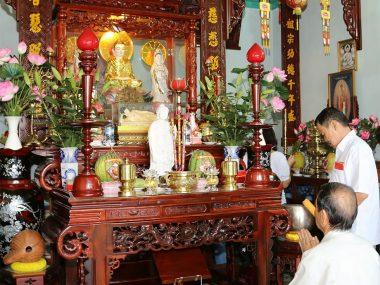 Ритуальные деньги загробного мира во Вьетнаме