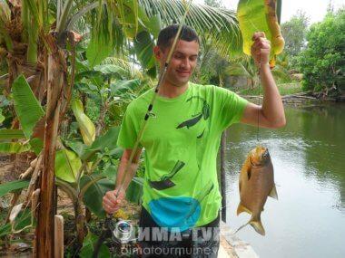 Экскурсии : Рыбалка во Вьетнаме