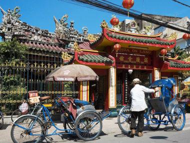 Город Сайгон. Вьетнам