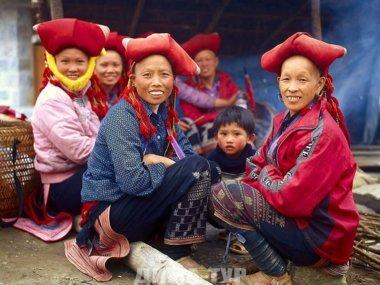 Сапа, Вьетнам, народность дзао (зао)
