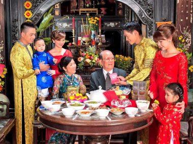 Семейные традиции Вьетнама