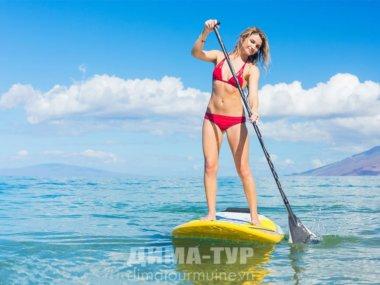 Серфинг и SUP во Вьетнаме