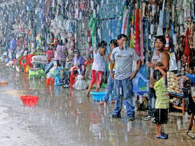 Сезон дождей в Нячанге