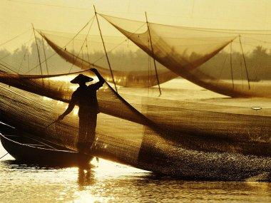 Сказки и легенды Вьетнама: О рыбаке и принцессе