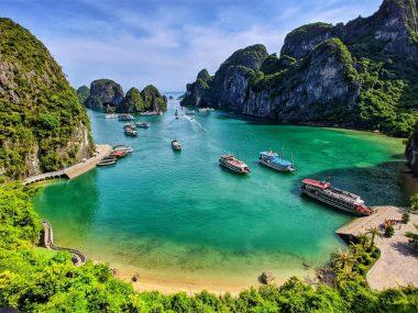 Сколько времени лететь до Вьетнама