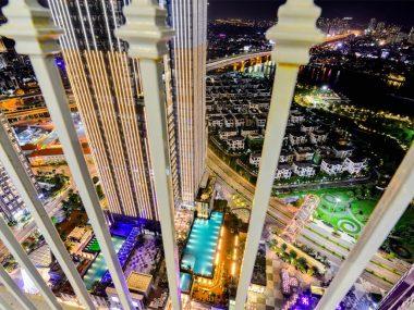Смотровая площадка нового небоскреба в Сайгоне (Landmark 81)