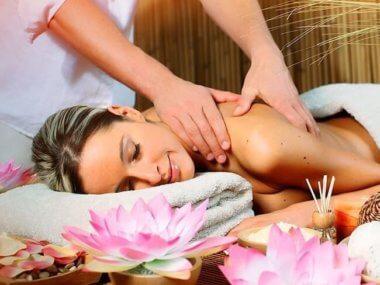 СПА и массаж в Муйне