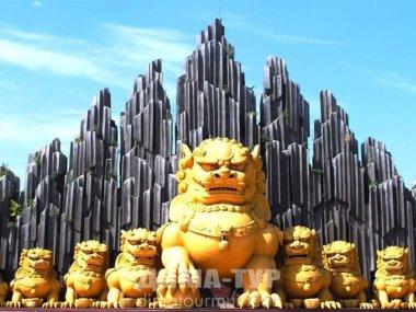 Развлекательный парк Suoi Tien Park в Сайгоне