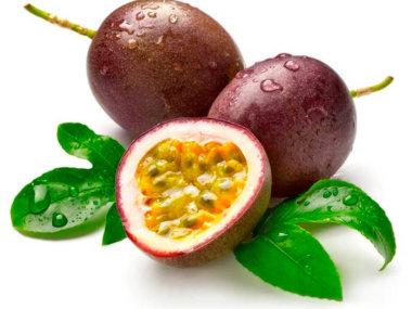 Тропические фрукты Вьетнама. Маракуйя