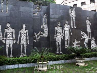 Тюрьма Хоа Ло, Ханой, Вьетнам