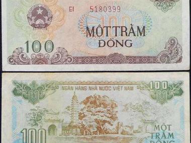 валюта Вьетнама