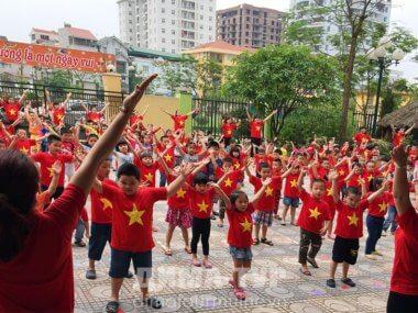 Вьетнамцы — спортивная нация