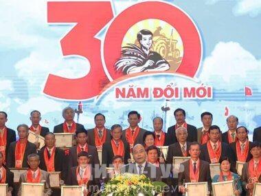 Вьетнамская перестройка