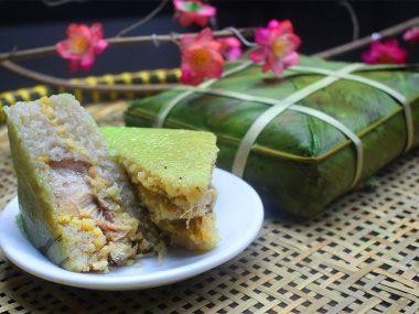 Вьетнамская праздничная еда