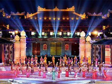 Вьетнамская придворная музыка няняк