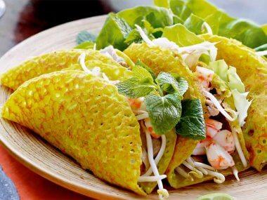 Вьетнамская уличная кухня