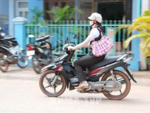 Вьетнамские женщины : белая кожа