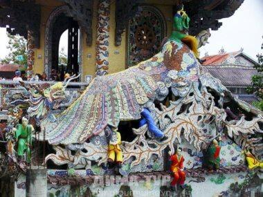 Вьетнамский фарфор для декора