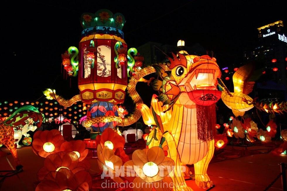 Вьетнамский Новый год Тэт