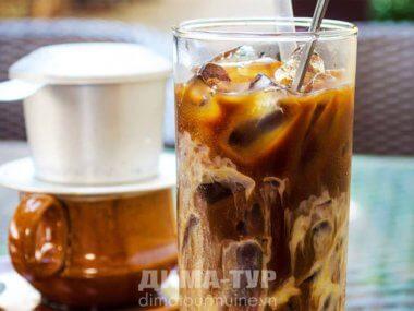 Вьетнамский кофе любят все!
