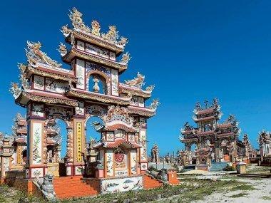 Вьетнамское кладбище