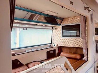 VIP-автоубсы по маршруту Хошимин-Нячанг