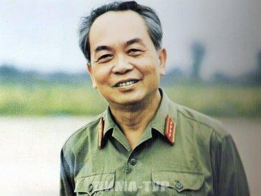 Во Нгуен Зяп - легендарный вьетнамский полководец