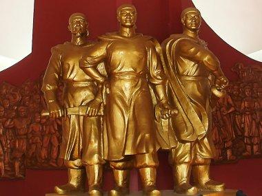 Восстание и династия тэйшонов