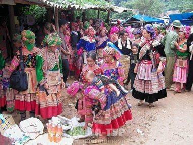 Ярмарка любви во Вьетнаме